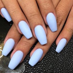 matte-periwinkle-diy-acrylic-nail-designs-for-summer